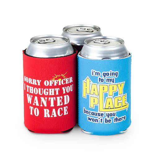 Fun Remarks Can-Tastic Can Holders