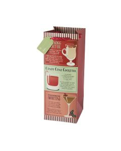 Holiday Cocktail Recipes 1.5L Bag by Cakewalk