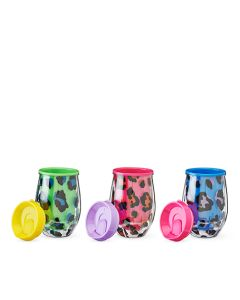 Assorted Electric Stemless Wine Tumbler by Blush®