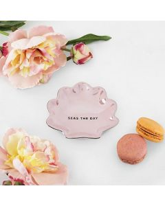 Mermaid Pink Tea Tray by Pinky Up