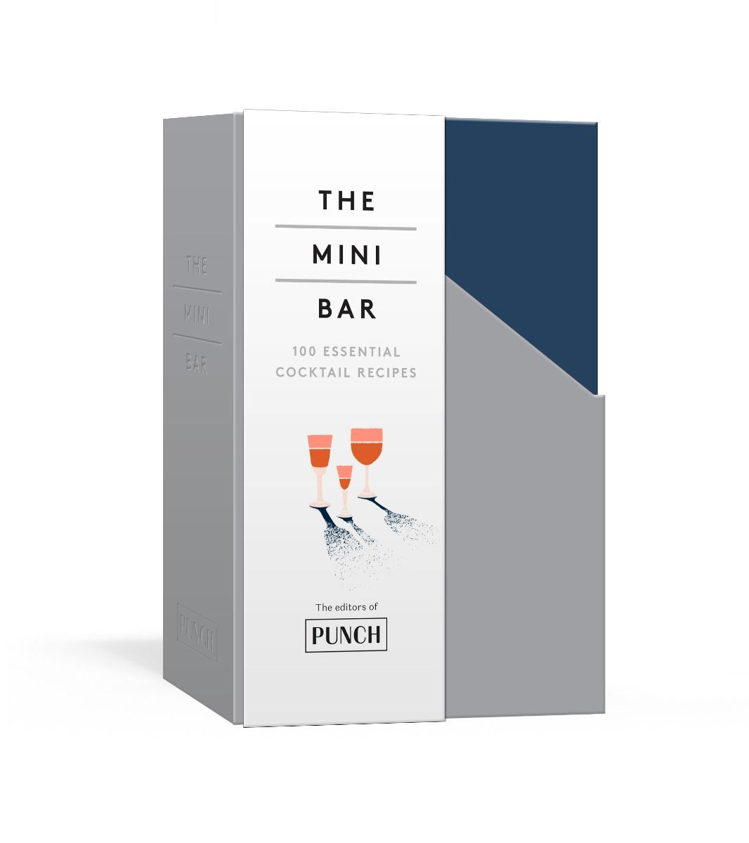 The Mini Bar 100 Essential Cocktail Recipes Book Set