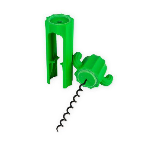 Cactus Self Pull Corkscrew By Truezoo